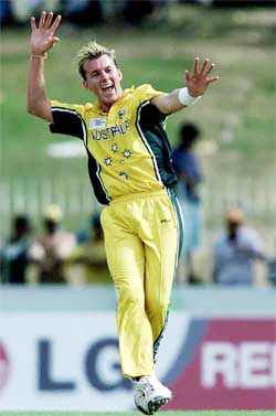 Dreamboat: Brett Lee