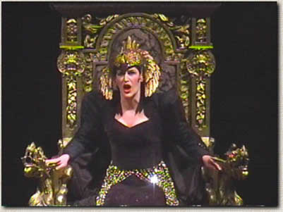 Heather Connolly as the Queen of the Night in another production