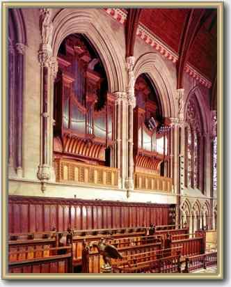 Chapel at St. John's College